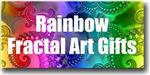 Rainbow Fractal Art Gifts
