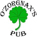 O'Zorgnax's Pub round Futurama Groening inspired T