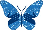 Butterfly Stars w/ Hands