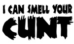 i can smell your cunt.