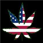 Pot Leaf Flag