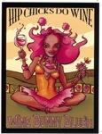 Wine Bunny Blush