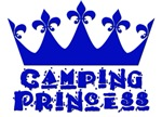Camping Princess - Blue