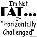 Horizontally Challenged