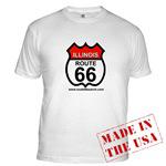 Illinois Route 66 T-Shirts