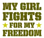 My Girl Fights For Freedom