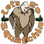 Go squatching