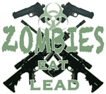 Zombies eat lead 2