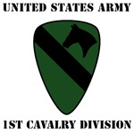 Army - 1st Cavalry Division - II