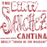 The Dirty Sanchez (Red Print)