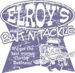 Elroy's Bait 'N Tackle Blue