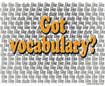 Got Vocabulary?