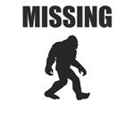 Missing Bigfoot