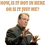 Al Gore - Is It Hot In Here Or Is It Just Me?