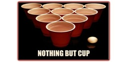 Beer Pong - Nothing But Cup