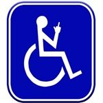 Handicapped Attitude