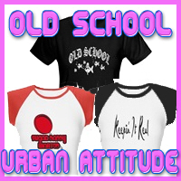 Old School Attitude T-Shirts, Hoodies, & Gifts