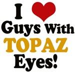 Guys With Topaz Eyes