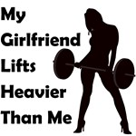 My Girlfriend lifts