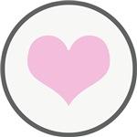 Companion Cube 'Heart' Graphic