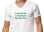 I Lost 30 lbs In 30 Days!