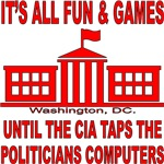 It's All Fun & Games Till The CIA Taps