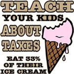 Teach Your Kids About Taxes Eat Their Ice Cream
