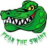 Fear The Swamp Gator