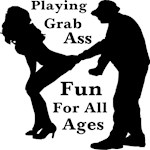 Playing Grab Ass Fun For All Ages