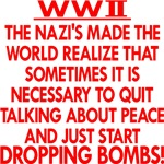 Just Start Dropping Bombs