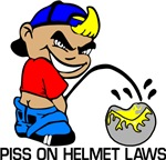 P On Helmet Laws