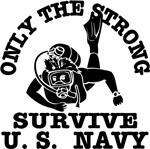 Navy Only Strong Survive