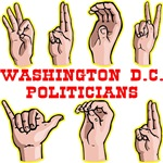 Sign Language For Washington D.C. Politicians