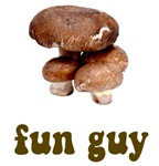 Fungi or Fun Guy?