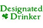 Designated Drinker Irish