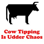 Cow Tipping Udder Chaos