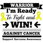 Sarcoma Cancer Ready To Fight and Win Shirts