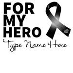 Melanoma For My Hero