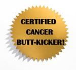 Certified Cancer Butt-Kicker T-Shirts & Gifts