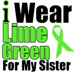 I Wear Lime Green For My Sister