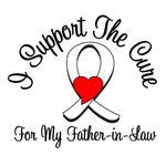 Lung Cancer Cure (Father-in-Law) T-Shirts