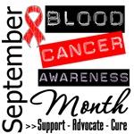 Blood Cancer Awareness Month Shirts & Apparel