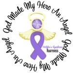 God Made My Hero An Angel Hodgkin's Lymphoma