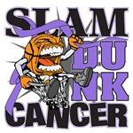 Slam Dunk Cancer - Hodgkin's Lymphoma Shirts