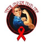 We Can Do It Heart Disease Shirts