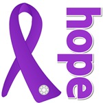 Alzheimer's Disease Ribbon Shirts and Gifts