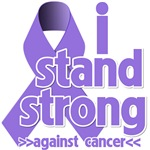 I Stand Strong Against Hodgkin's Lymphoma Shirts