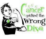 Non-Hodgkins Lymphoma Picked The Wrong Diva Shirts