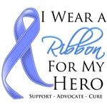 Esophageal Cancer I Wear a Ribbon For My Hero Shir