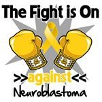 The Fight is On Neuroblastoma Shirts